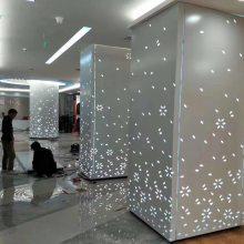 德普龙屏风镂空铝板_广告门头镂空铝板批发价格