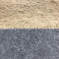 高品质麻灰+舒棉绒复合布料 柔软舒适复合绒布料 厂家批发