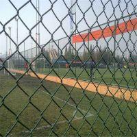 球场围网多钱一米 珠海球场护栏 浸塑铁丝网浸塑学校体育场围网