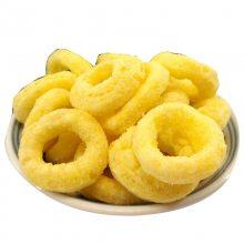 Vetrue惟度米饼生产线蛋黄芝士味米果成型生产线