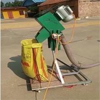收玉米用软管抽粮机环保 管道气力吸粮机