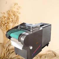 亚博国际真实吗机械 不锈钢多功能切菜机 蔬菜切片切丝切丁机 多功能果蔬切块机 球根茎类切菜机