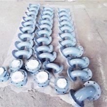 碳钢衬PP90°模压防腐管道弯头标准有哪些