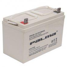 八马蓄电池PM100A-12放电电压12V100AH后备应急系统
