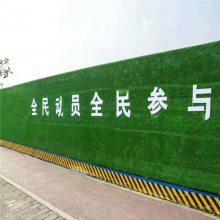 环保墙面绿植草皮 假草皮施工做法图 周口仿真草