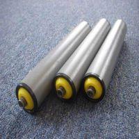 通万厂家大量直销供应载重型滚筒 不锈钢无动力流水线链轮滚筒