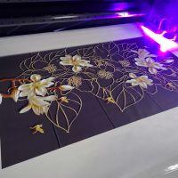 温州鞋面3D打印机 温岭皮革图案3D打印机 台州人造皮革UV打印机