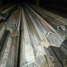 山东聊城冷拔异型钢管厂家@P型异型管定做厂家 装饰镀锌P型管