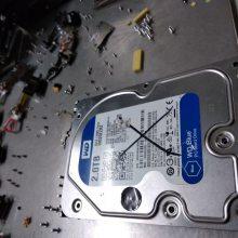 专业硬盘开盘服务器阵列RAID移动硬盘NAS数据恢复中心