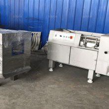 大型洋葱500型冻肉切丁机图片