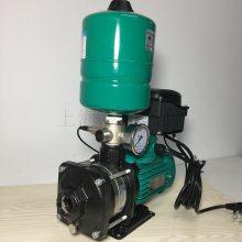 德国威乐wilo家用自动增压泵宾馆酒店加压泵 MHIL202压力开关