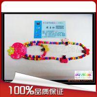 包物流***哆啦咪动物/生肖旅游纪念金华义乌儿童木头项链项链