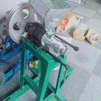玉米香酥糖棒机 两相电空心棒面粉专用膨化机厂家 糖酥棕子康乐果机价格
