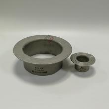 304不锈钢三通 316L不锈钢工业翻边 工业三通DN100