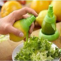 创意厨房用品 手动榨汁机水果汁喷雾器柠檬榨汁器 2个装