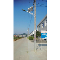 西安全自动挂墙式太阳能路灯现货