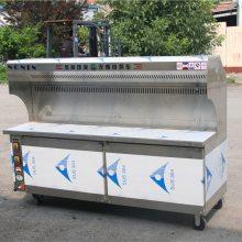 商用无烟烧烤车定做-山东诺宁(在线咨询)-西宁商用无烟烧烤车