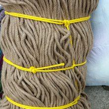 供应工艺用绳黄麻绳麻线麻绳厂家