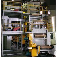 锂电池隔膜涂布机生产线机组