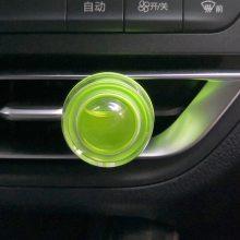 周年庆小礼品透气膜香水 除异味车载出风口香水夹 液体持久飘香车用香水