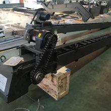 机床专用磁性排屑机 刮板排屑机 螺旋排屑器