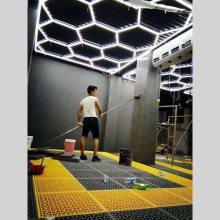 不用挖沟的塑料网格板_5公分承重强拼接板 河北恒冷