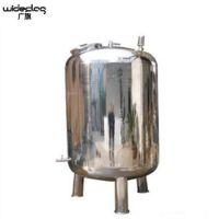 厂家定做 广西304不锈钢防腐储罐 立式圆型供水设备工业用蓄水箱 脉得净
