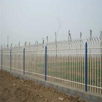 通透式围墙栏杆 外墙栏杆 热镀锌隔离栏厂家