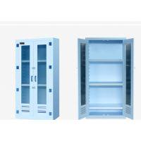 固银PP药品柜实验室器皿柜耐腐蚀试剂柜高校化学品柜强腐蚀柜