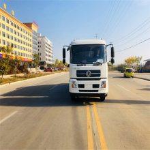 重型环保垃圾车 移动20方压缩垃圾车 移动压缩垃圾站 垂直分体站