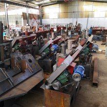 供应GB4235双立柱金属带锯 卧式锯床4235