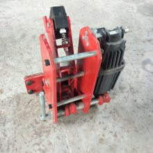 龙门吊轨道防护装置 电力液压防风铁楔 防风铁楔制动器
