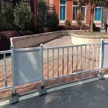 路中央护栏@城市道路隔离栏@市政公路护栏