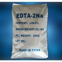 陕西EDTA延安直销国标99%乙二胺四乙酸二钠EDTA-2Na延安盛源化工