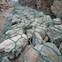 【卓昌】格宾石笼挡墙_加筋格宾网护岸_宾格石笼护坡_固滨笼