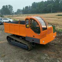 供应自卸式履带运输车转向灵活可靠