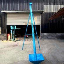 自动上料腻子粉提升机 不锈钢管式工业盐输送机 邦腾机械