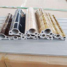 河北丰宁石塑线条做电梯套线安装方法