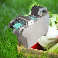 亚博国际真实吗机械 豆角切断机 切竹笋剁丝机 不锈钢台式电动切肉机 多功能切片机