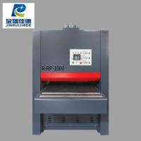 木工机械全自动重型宽带砂光机定厚水砂拉丝底漆1米630抛光打磨机