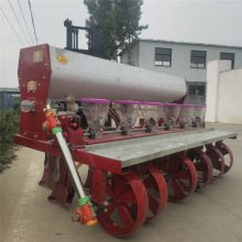 小面积萝卜白菜种植机 上海青多用播种机 甜菜播种机价格