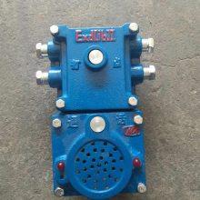 矿用隔爆兼本安型声光信号器KXH127 语言声光信号器介绍