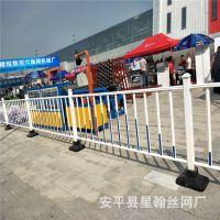 交通道路钢质安全隔离栏 市政交通锌钢道路护栏 路政交通护栏网