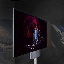 北京仙视 Goodview55英寸OLED拼缝液晶拼接屏 曲面电视墙厂家