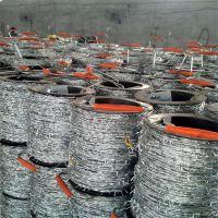 铁丝绳网 刺绳隔离网 带刺铁线