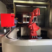 达到进口品质的机器人喷涂设备 现代化涂装设备生产线 自动喷涂技术