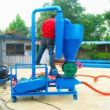 厂家直销气力吸粮机 QL-28吨麦子吸粮机 移动式气力吸粮机厂家