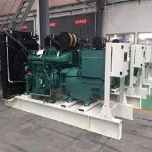 360KW沃尔沃柴油发电机组TAD1650GE 沃尔沃发电机组厂家