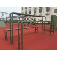 冀跃拓展器械 特警八项训练器械生产厂家 高栏
