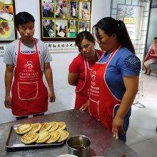邢台想学习家常饼技术去哪里 孙大妈小吃培训总部